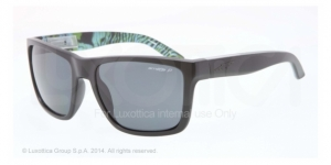 Arnette AN4177 222981 MATTE BLACK polar grey