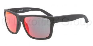 Arnette AN4177 447/6Q FUZZY BLACK RED MUTILAYER