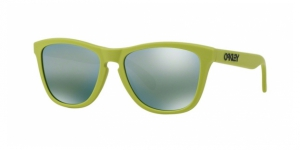 Oakley OO9013 24-341 ASPEN GREEN EMERALD IRIDIUM