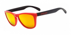 Oakley OO9013 901334 HERITAGE RED FIRE IRIDIUM