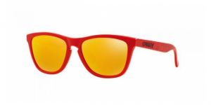Oakley OO9013 901348 MATTE RED