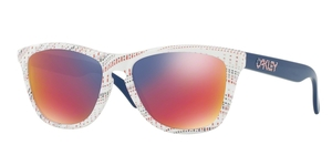 Oakley OO9013 901385 WHITE TEAM USA KINETIST