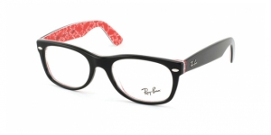 Ray-Ban RX5184 2479 TOP BLACK ON TEXTURE R