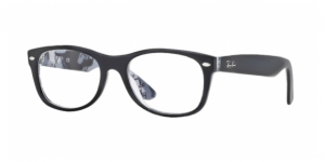 Ray-Ban RX5184 5405 TOP BLACK ON TEXTURE CAMUFLAGE